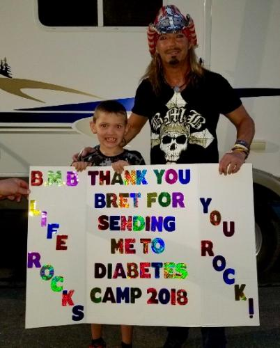 Camp Kid