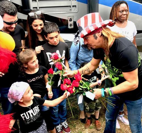 Community - Meeting the Children in Sunrise, FL 2018