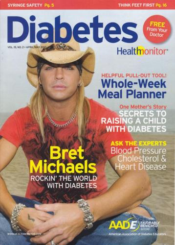 Diabetes Awareness - Diabetes Health Monitor Magazine 2010
